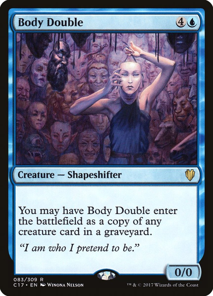 Top 50 Best Blue Cards in Magic: The Gathering (Commander Format)