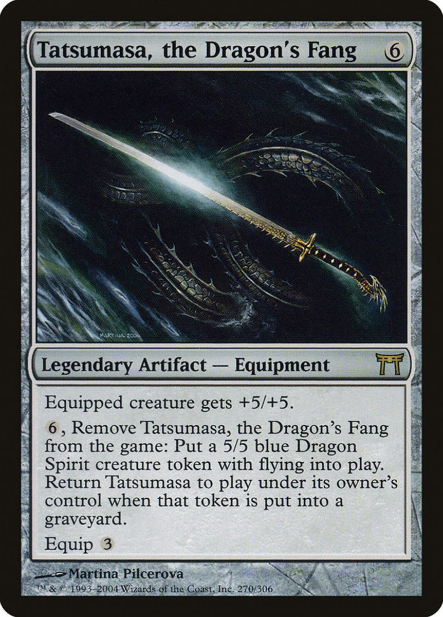 Tatsumasa, the Dragon's Fang