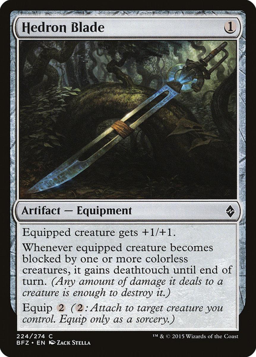 Hedron Blade