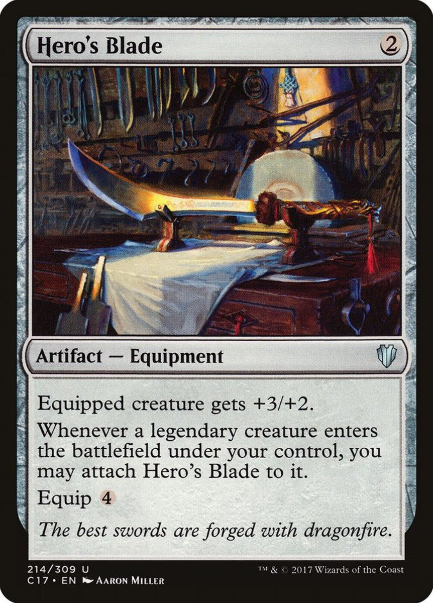 Top 30 Coolest Swords in Magic: The Gathering