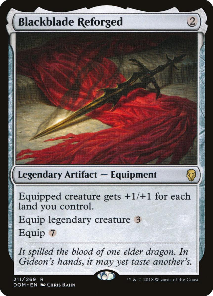 Blackblade Reforged