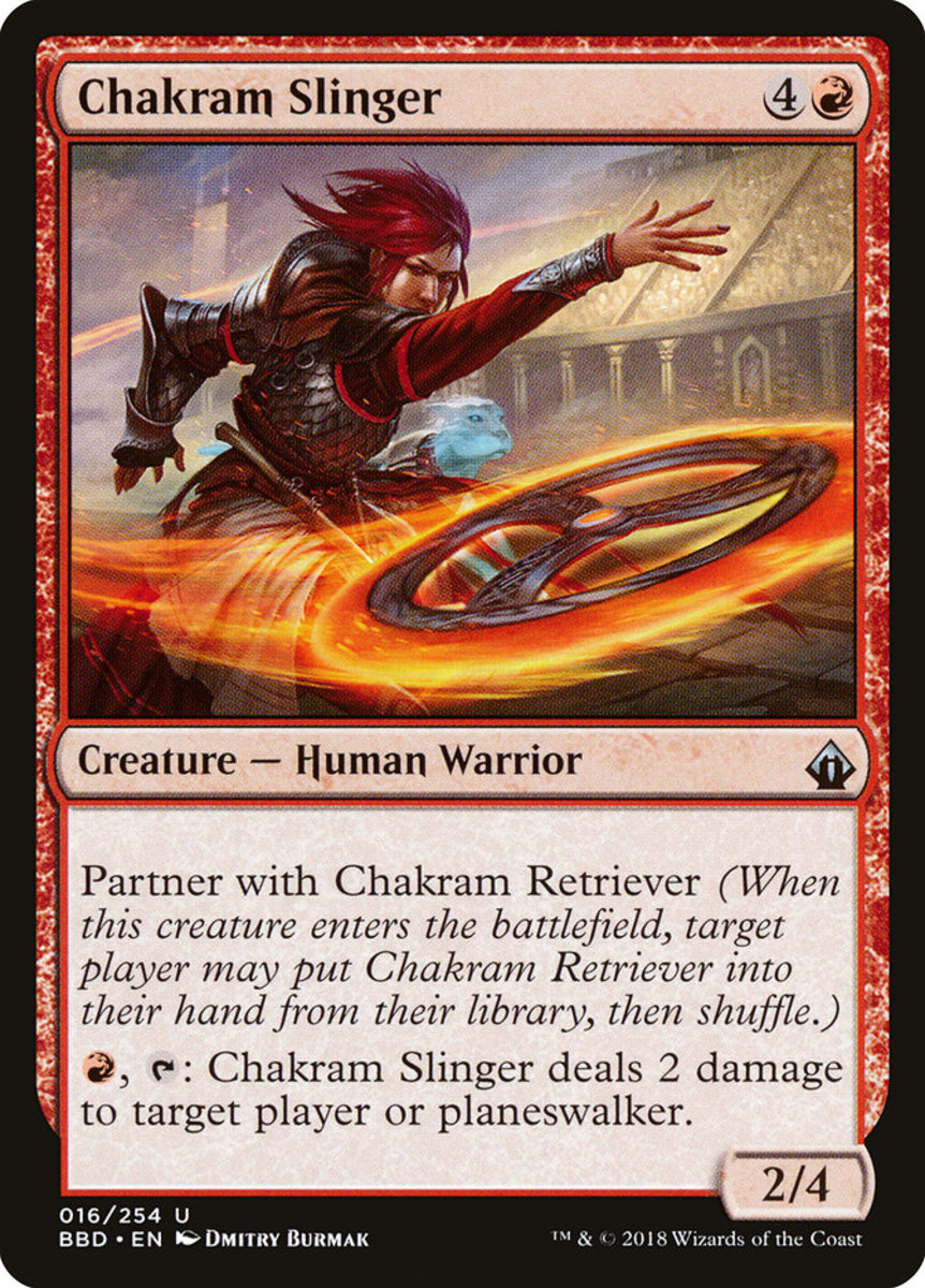 Top 10 Paired Partner Commanders in Magic: The Gathering
