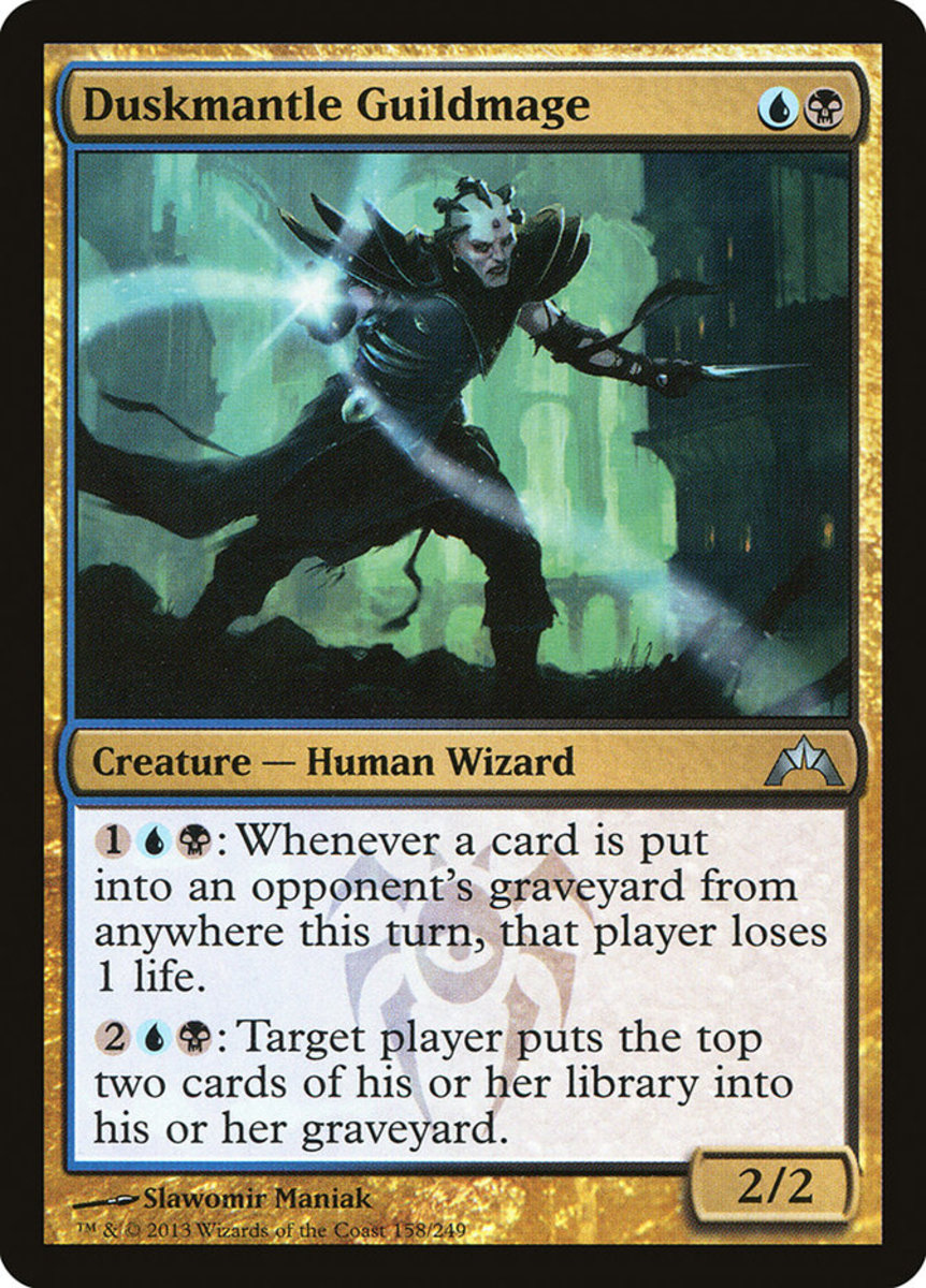 Top 10 Guildmage Cards in Magic: The Gathering