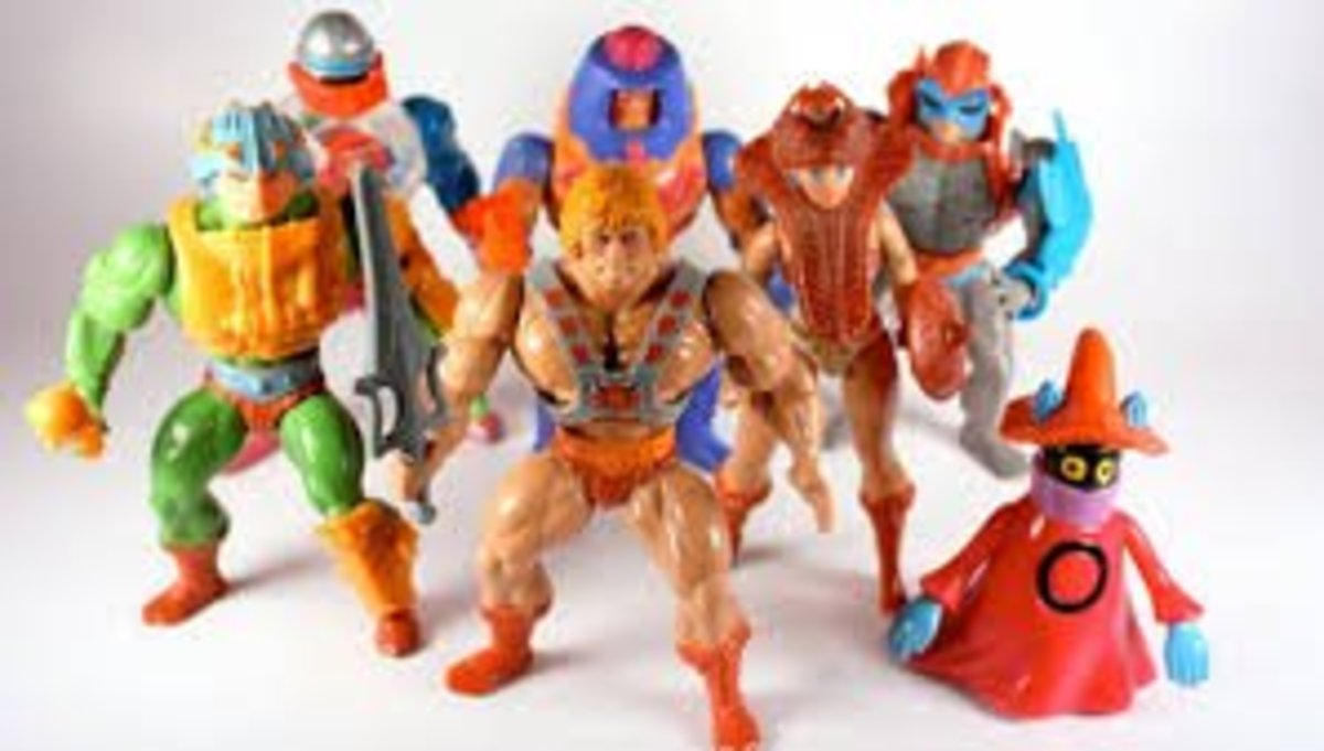 Top 5 Super Valuable He-Man Action Figures You Can Still Find