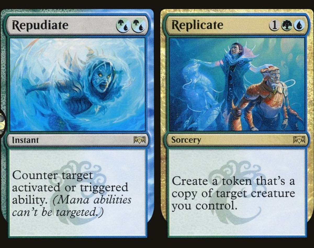Top 10 Split Spells (Excluding Fused Cards) in Magic: The Gathering