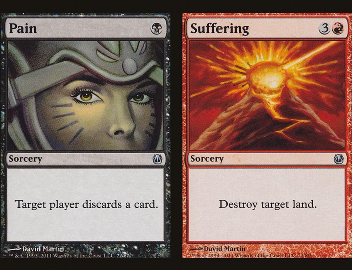 Pain // Suffering