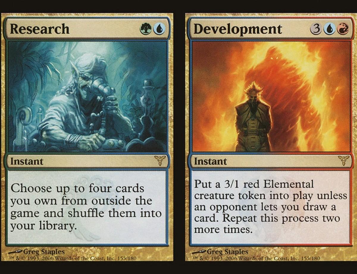 Research // Development