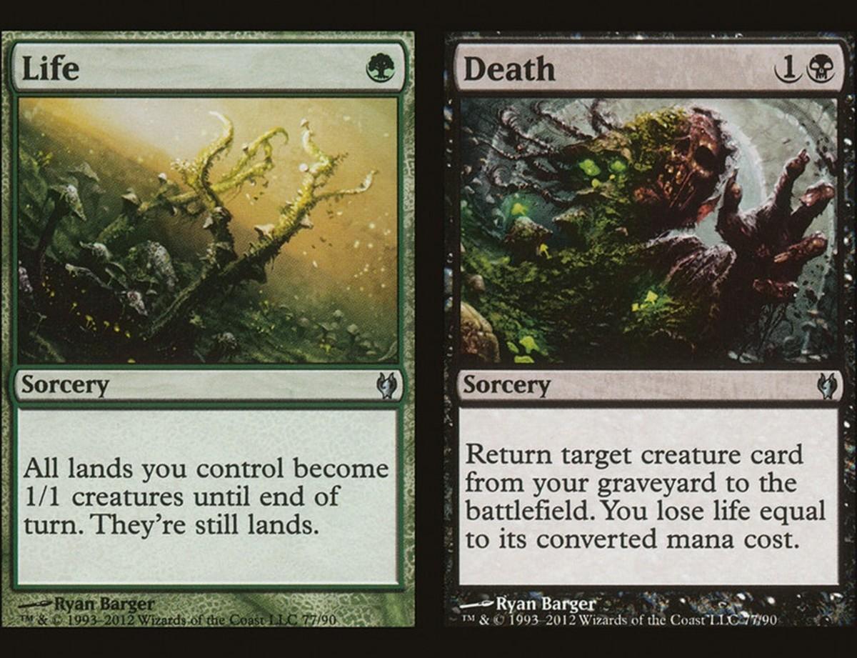 Life // Death
