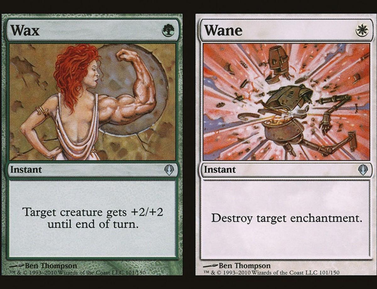 Wax // Wane