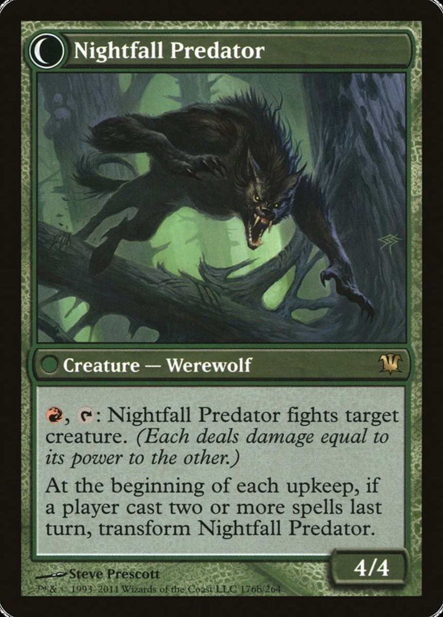 Nightfall Predator