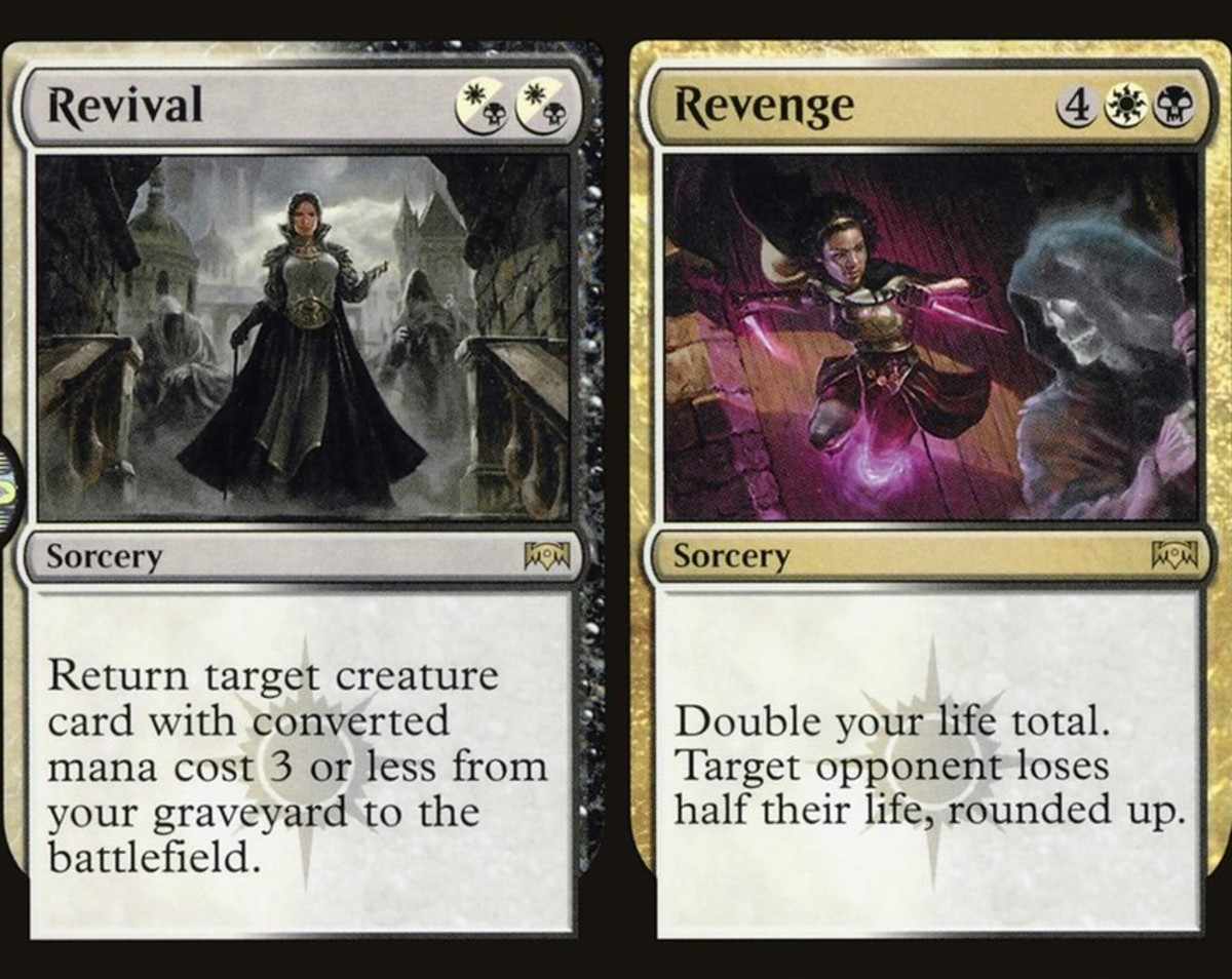 Revival/Revenge mtg