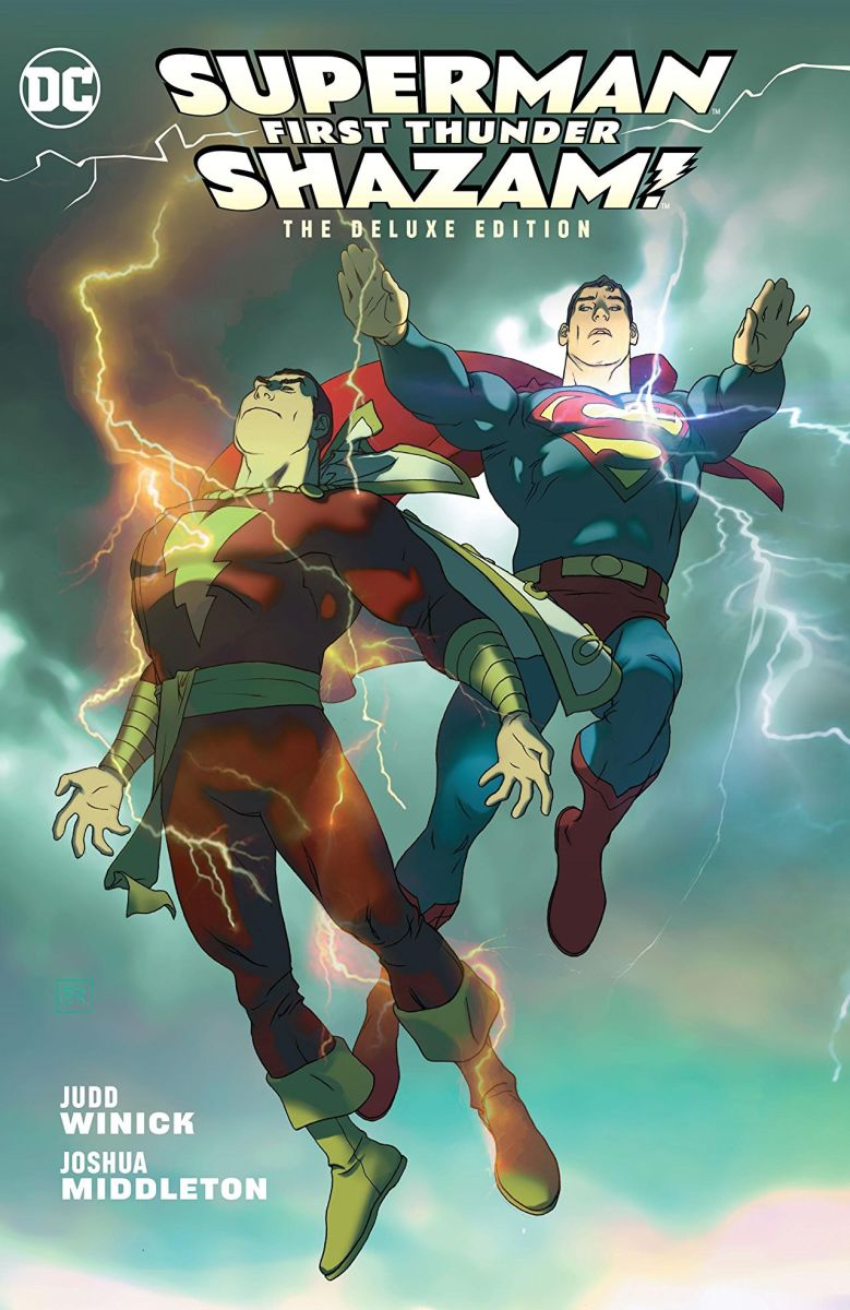 Superman and Shazam may have similar goals, but very different origin stories.
