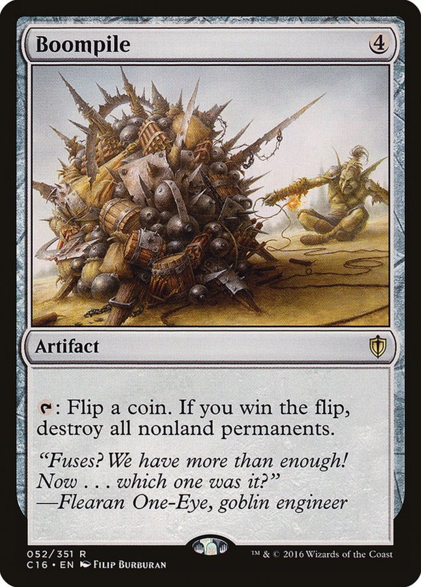 Top 10 Coin-Flip Cards in Magic: The Gathering