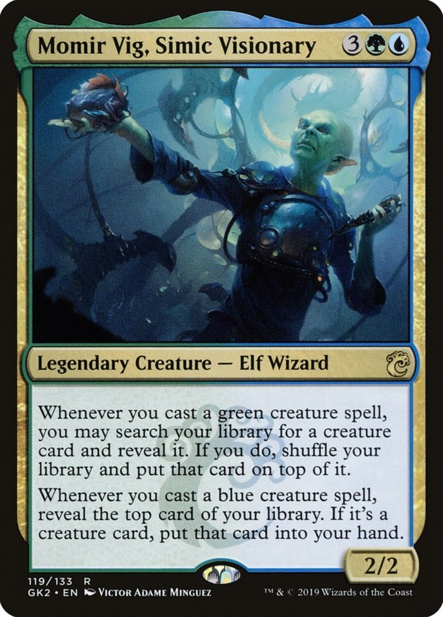 Top 10 Elf-Wizards in Magic: The Gathering