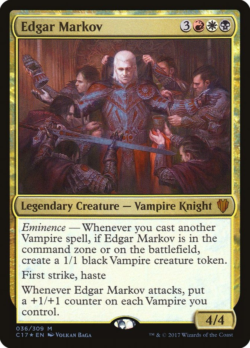 Top 7 Eminence Commanders in Magic: The Gathering
