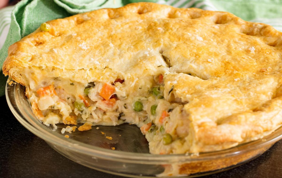 In 2010, comfort foods like chicken pot pies were crowd-pleasers.