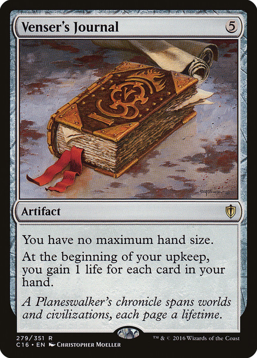 Top 10 Infinite Hand Cards in Magic: The Gathering