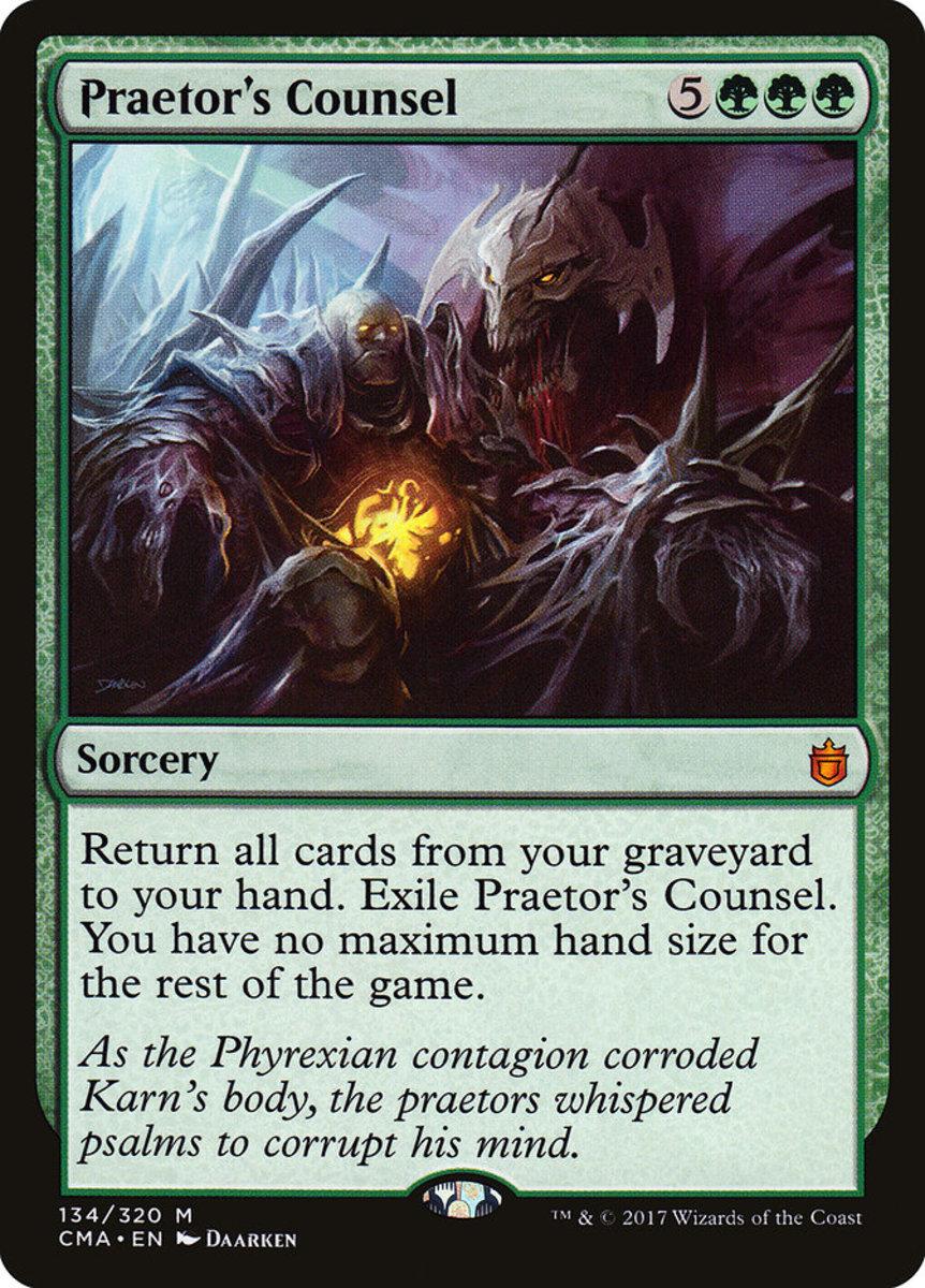Praetor's Counsel mtg