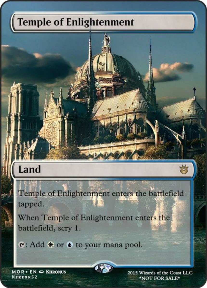 Temple of Enlightenment mtg