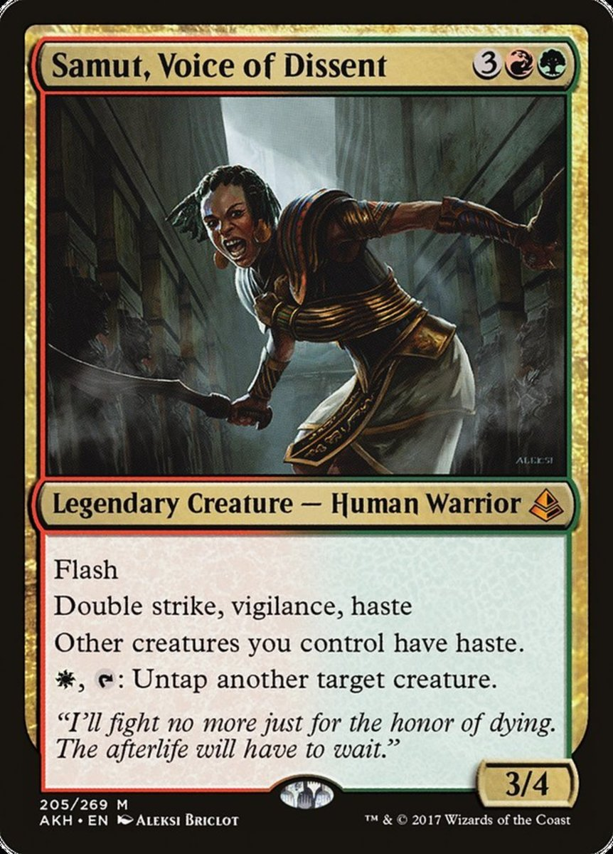 Top 10 Insanely Combat-Loaded Creatures in Magic: The Gathering