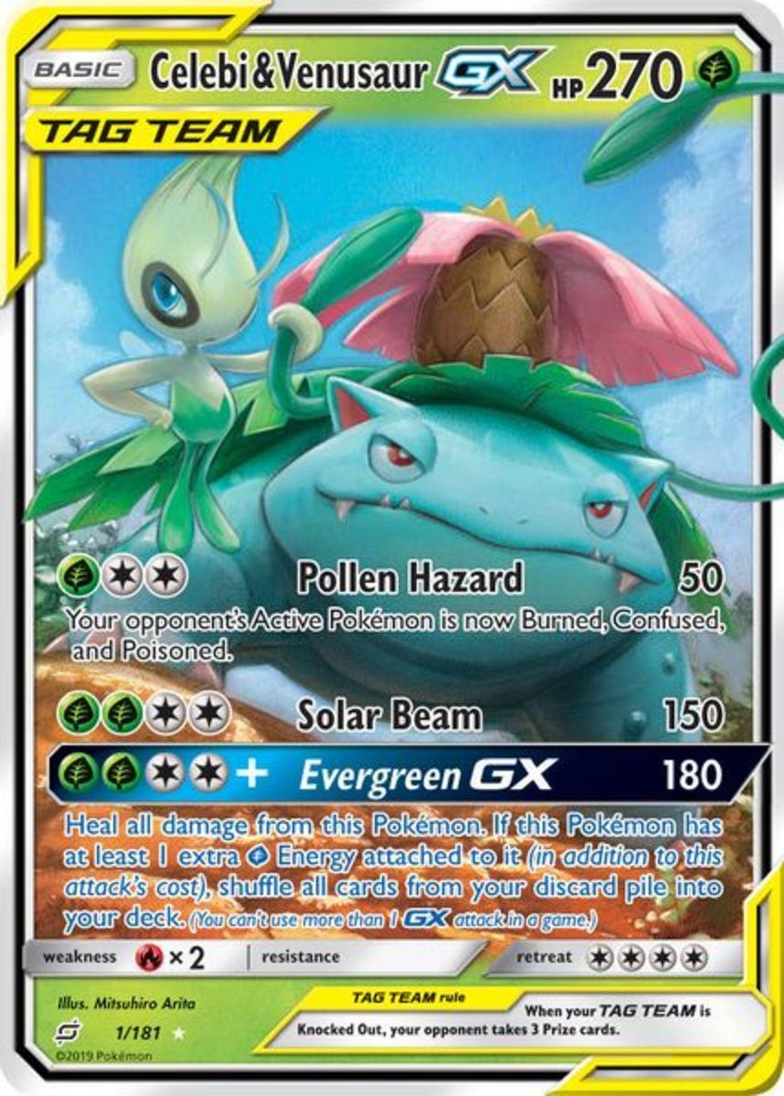 Top 10 Pokemon Tag-Team Cards | HobbyLark