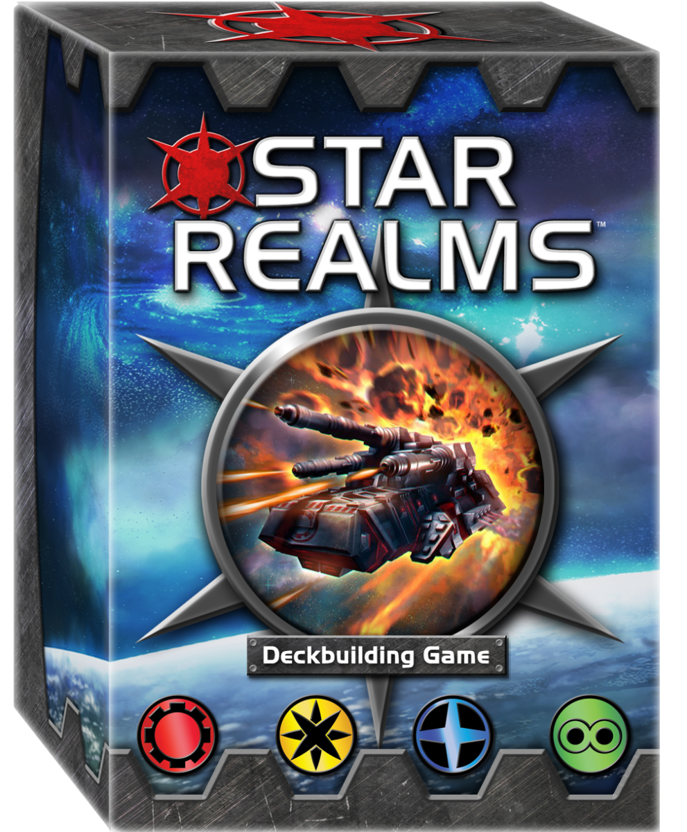 Star Realms: A Deck-Building Game