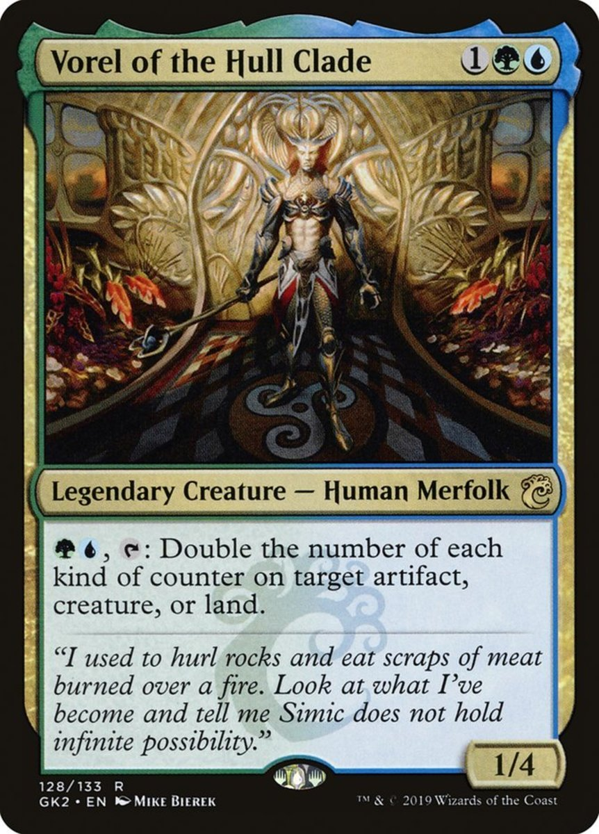Top 10 Counter-Increasing Cards in Magic: The Gathering