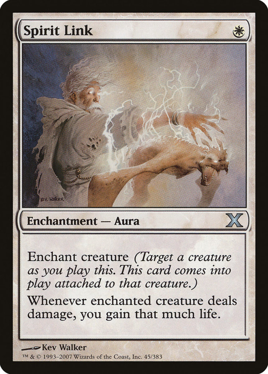 Top 10 Lifegain Effects in Magic: The Gathering