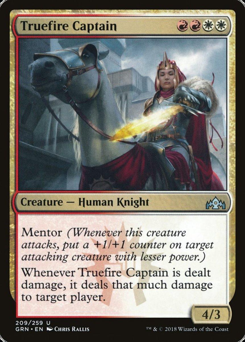 Truefire Captain, mtg