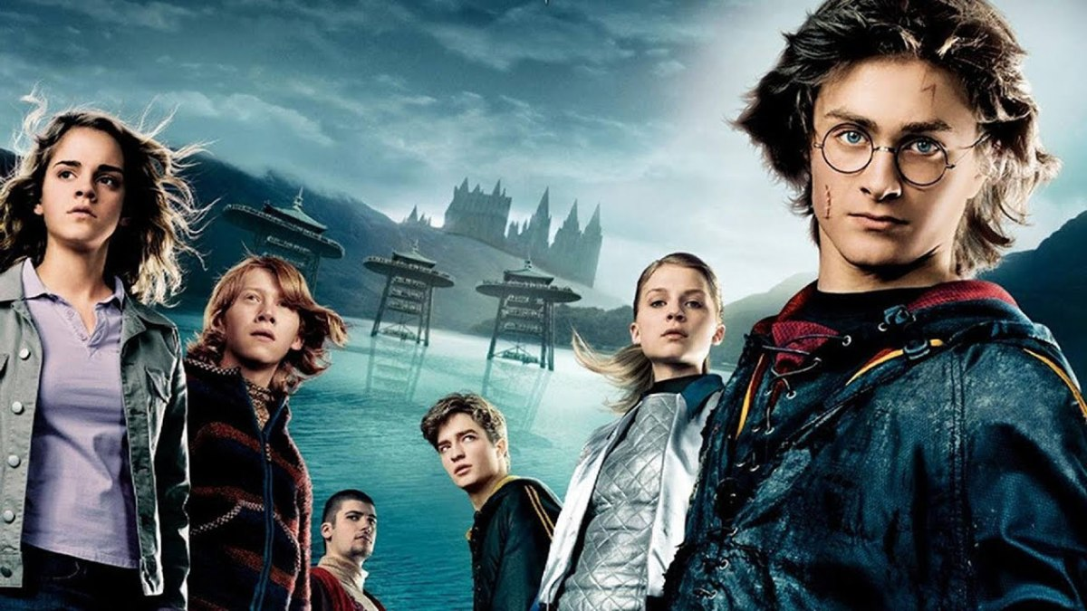"In 2005, ""Harry Potter and the Goblet of Fire"" was a popular film."