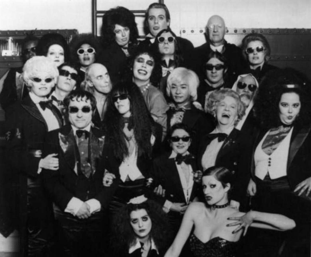 "In 2005, ""The Rocky Horror Picture Show"" (released in 1975) was entered into the National Film Registry."