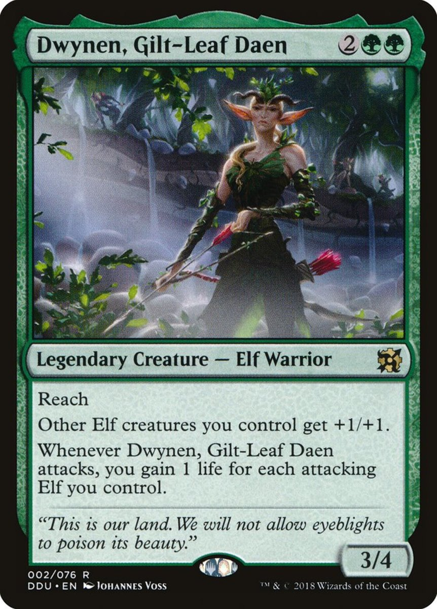 Top 10 Elf Supports in Magic: The Gathering