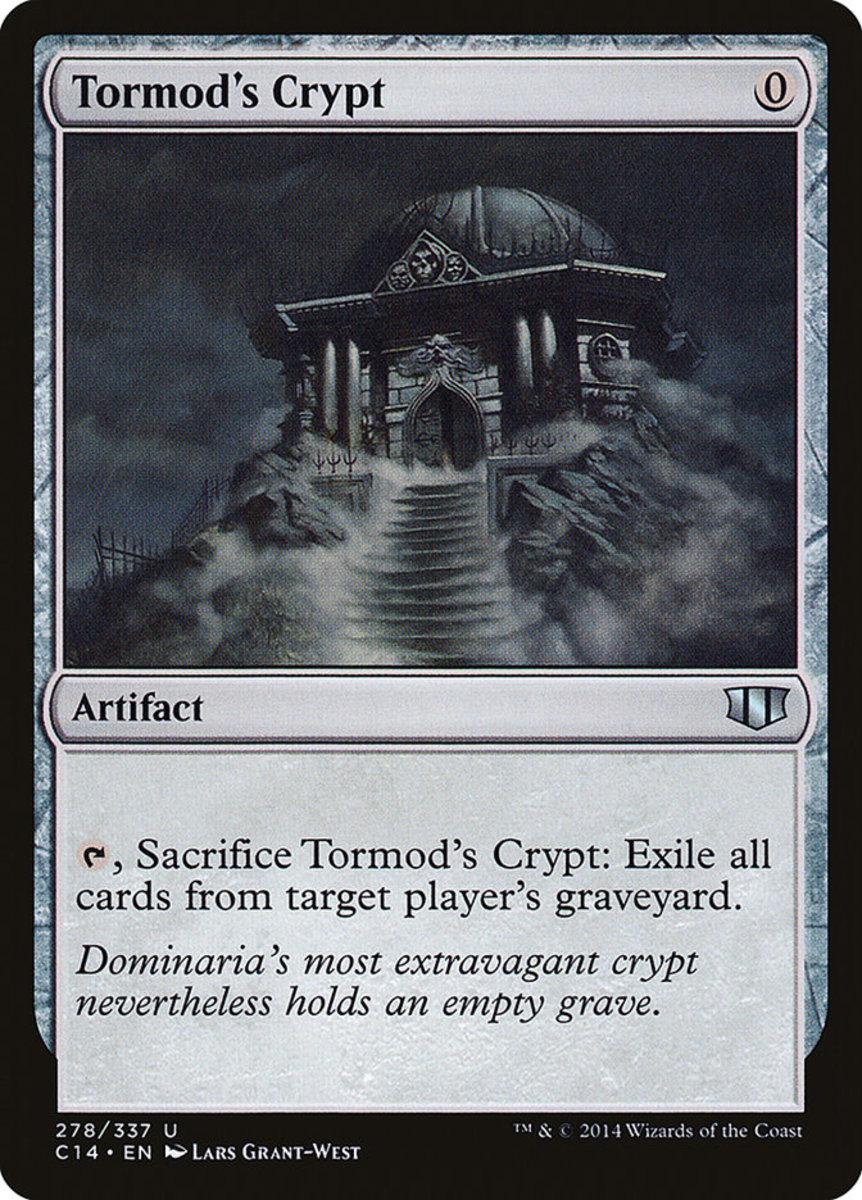 Tormod's Crypt mtg