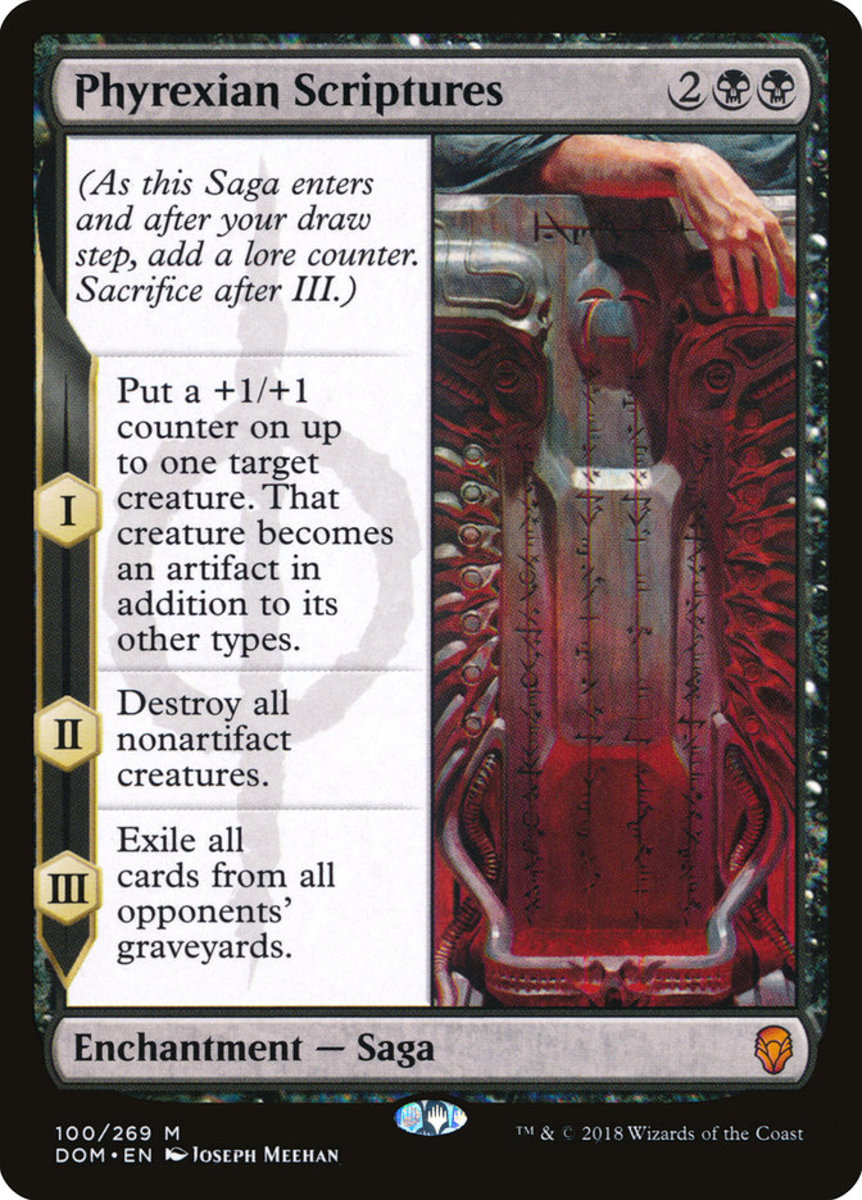 Top 10 Graveyard Exiles in Magic: The Gathering