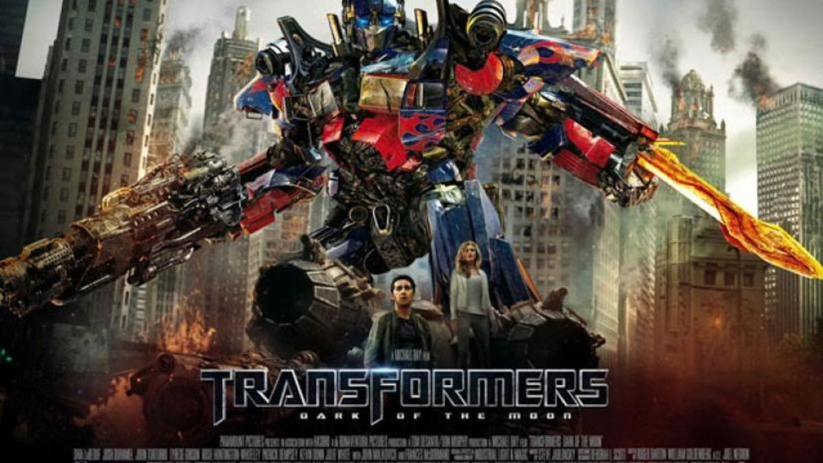 """In 2011, """"Transformers: Dark of the Moon"""" was a popular film that had a runtime of two hours and 34 minutes."""