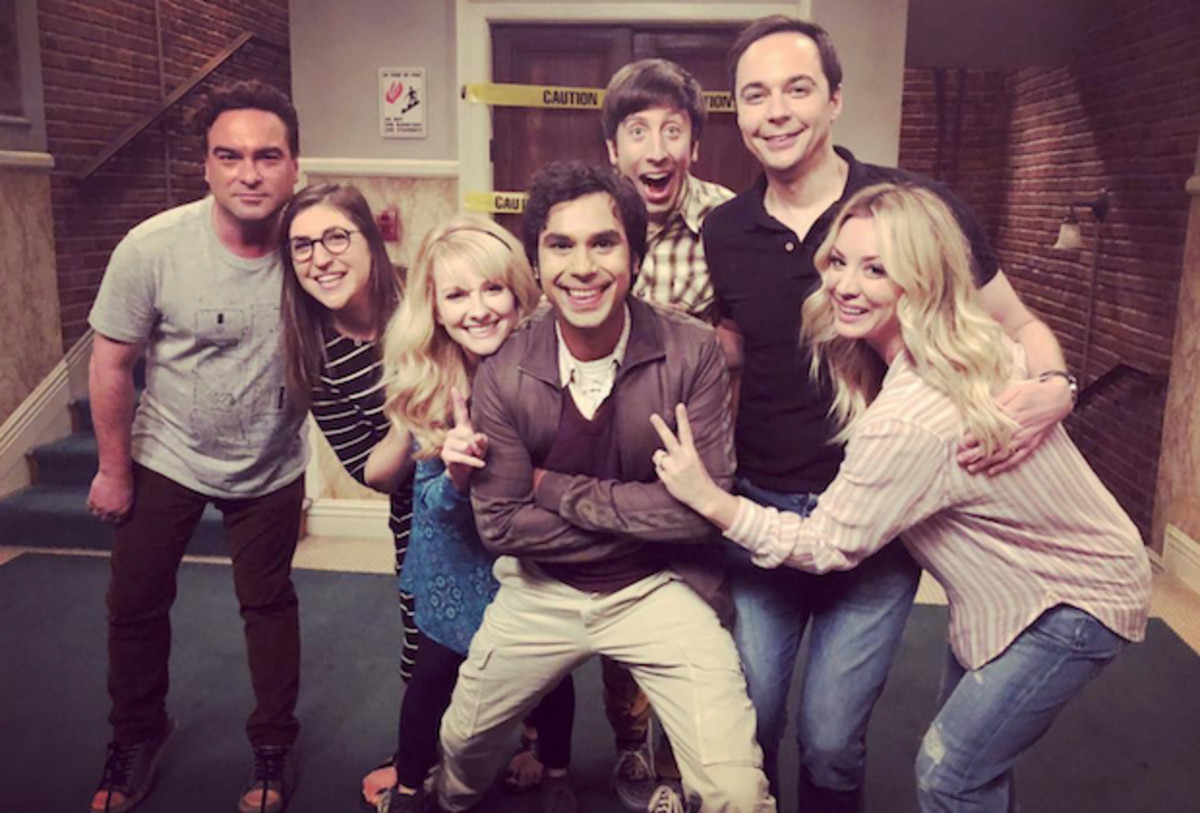 "In 2011, ""The Big Bang Theory"" (CBS) was a top TV show."