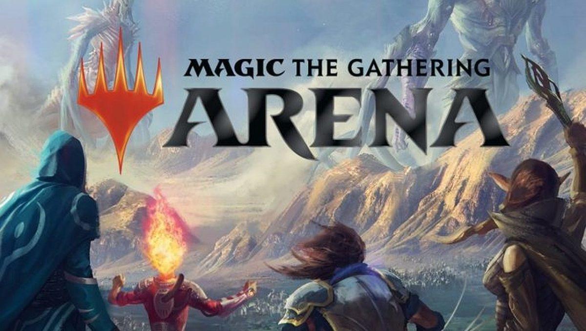 MTG Arena logo