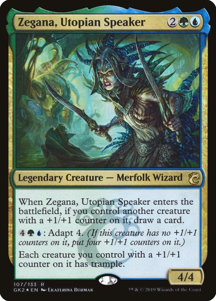 Zegana, Utopian Speaker mtg