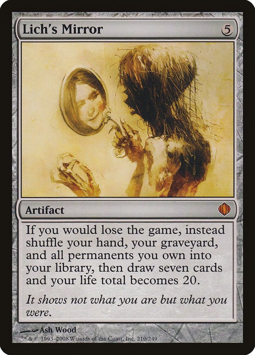 Top 10 Cards That Prevent You From Losing in Magic: The Gathering