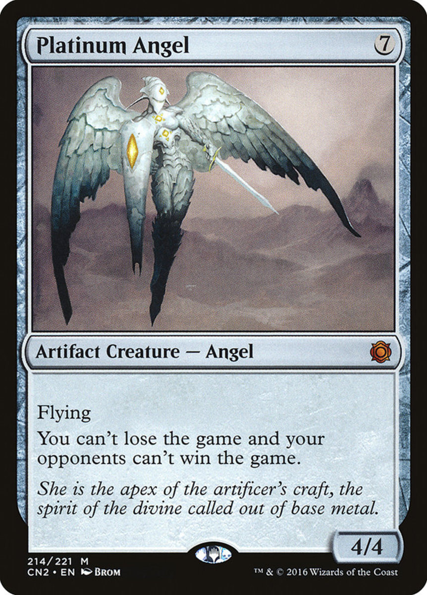 Platinum Angel mtg