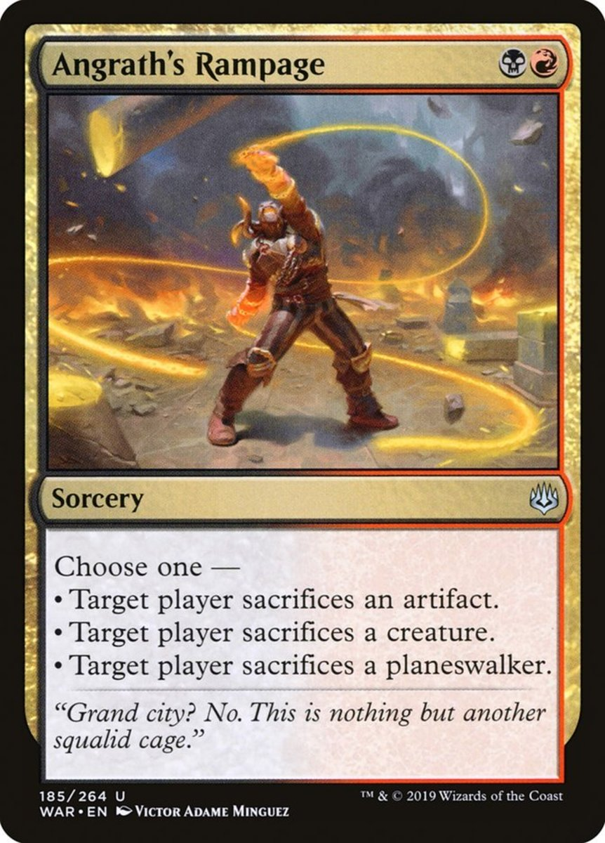 Top 10 Anti-Planeswalker Cards in Magic: The Gathering