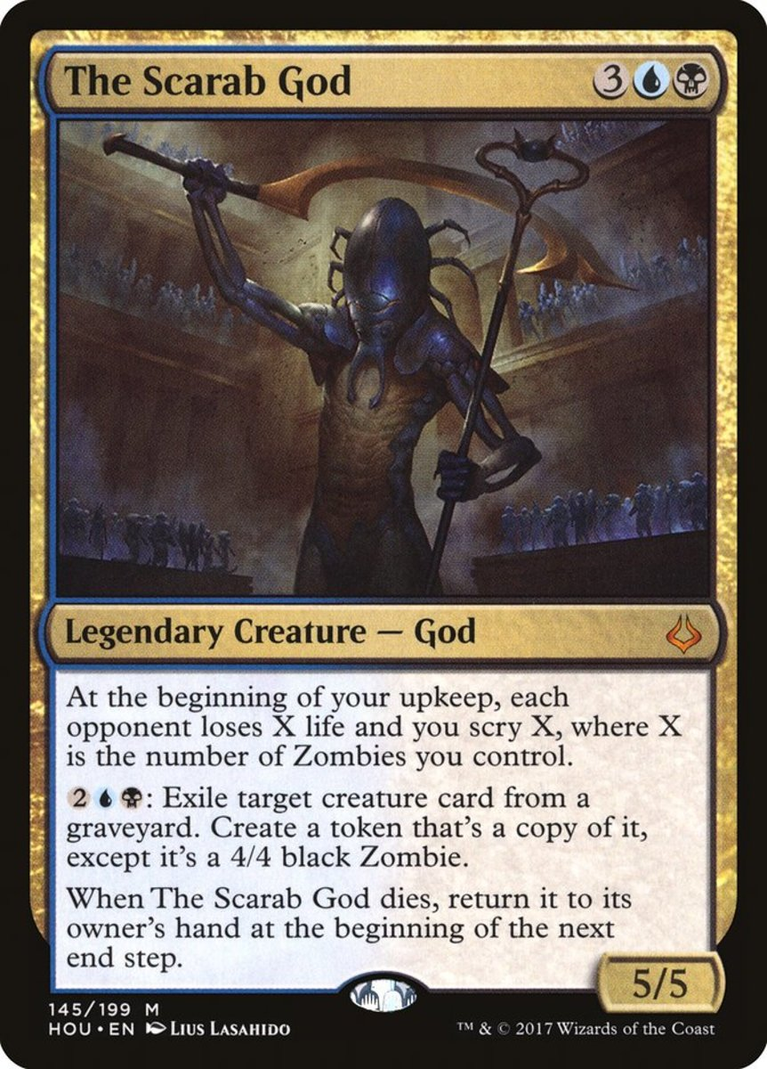 Top 10 Worst God Cards in Magic: The Gathering