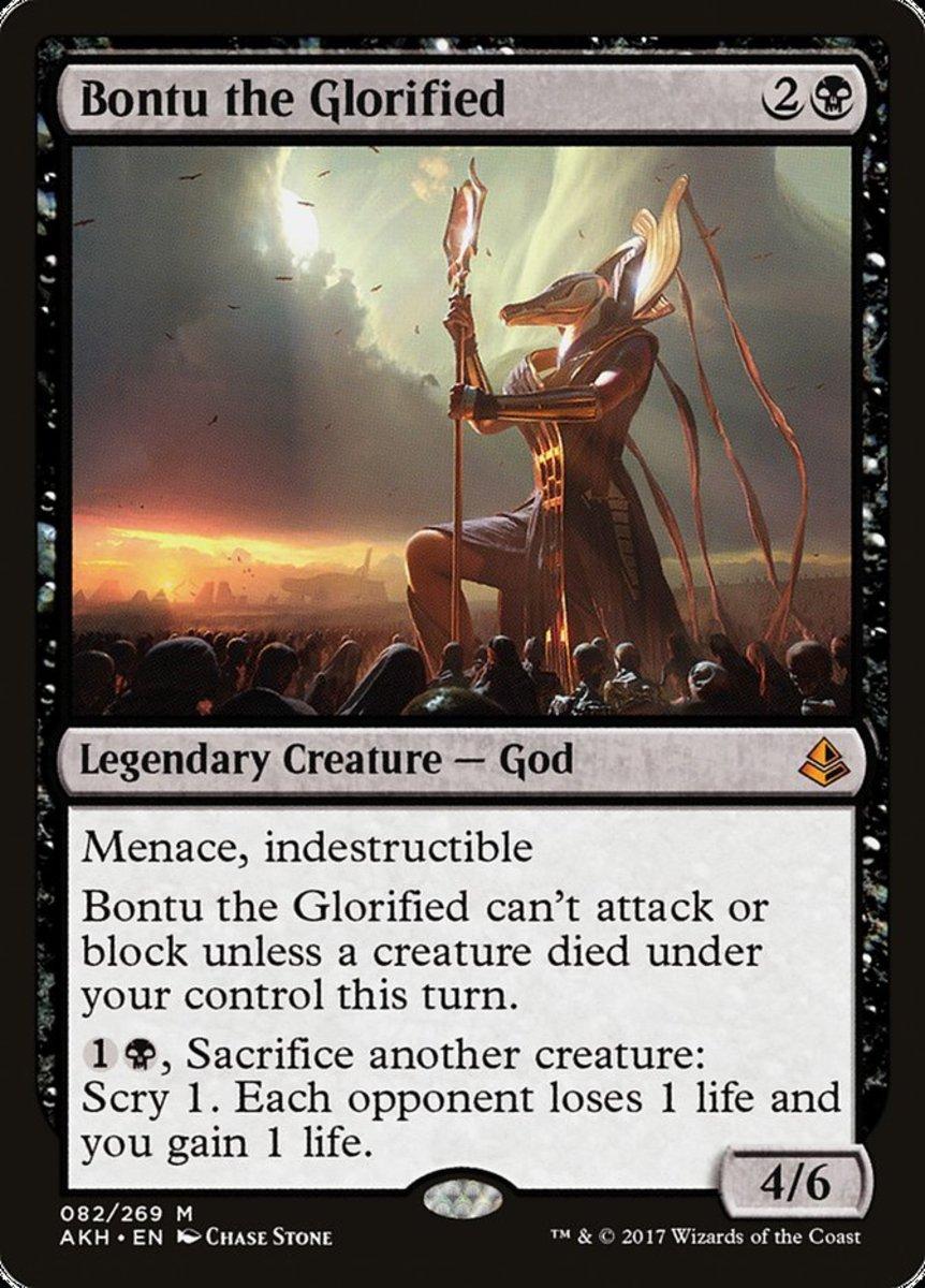 Bontu the Glorified mtg