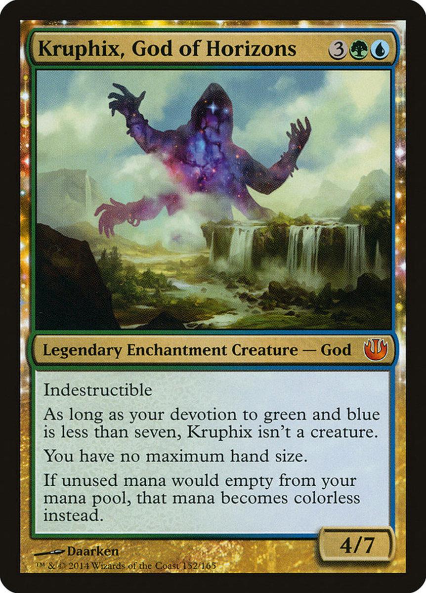Kruphix, God of Horizons mtg
