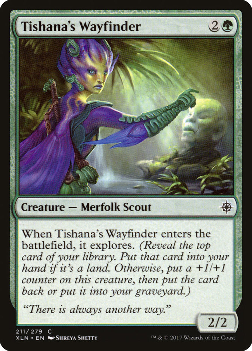 Top 10 Explore Cards (and Supports) in Magic: The Gathering
