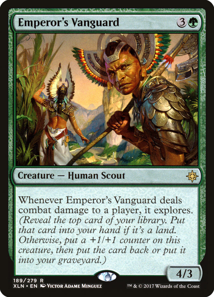 Emperor's Vanguard mtg