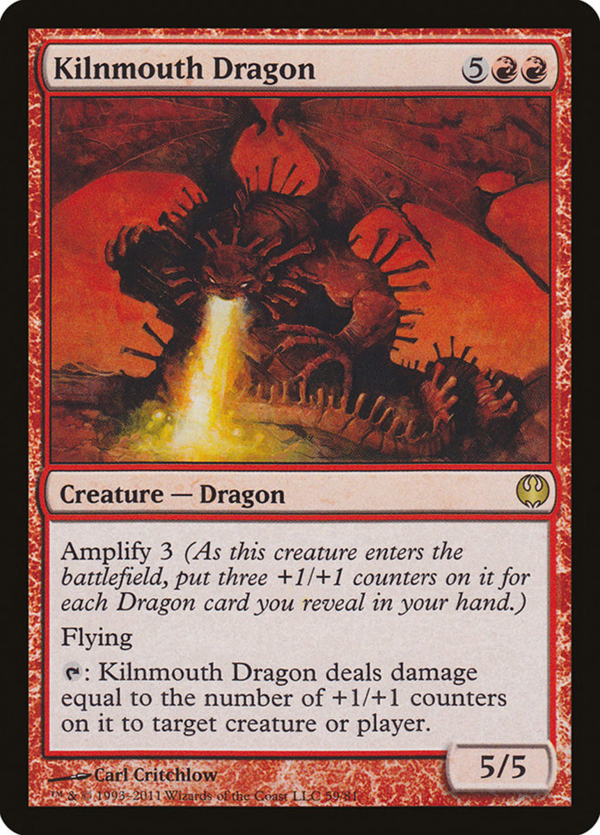 Kilnmouth Dragon mtg