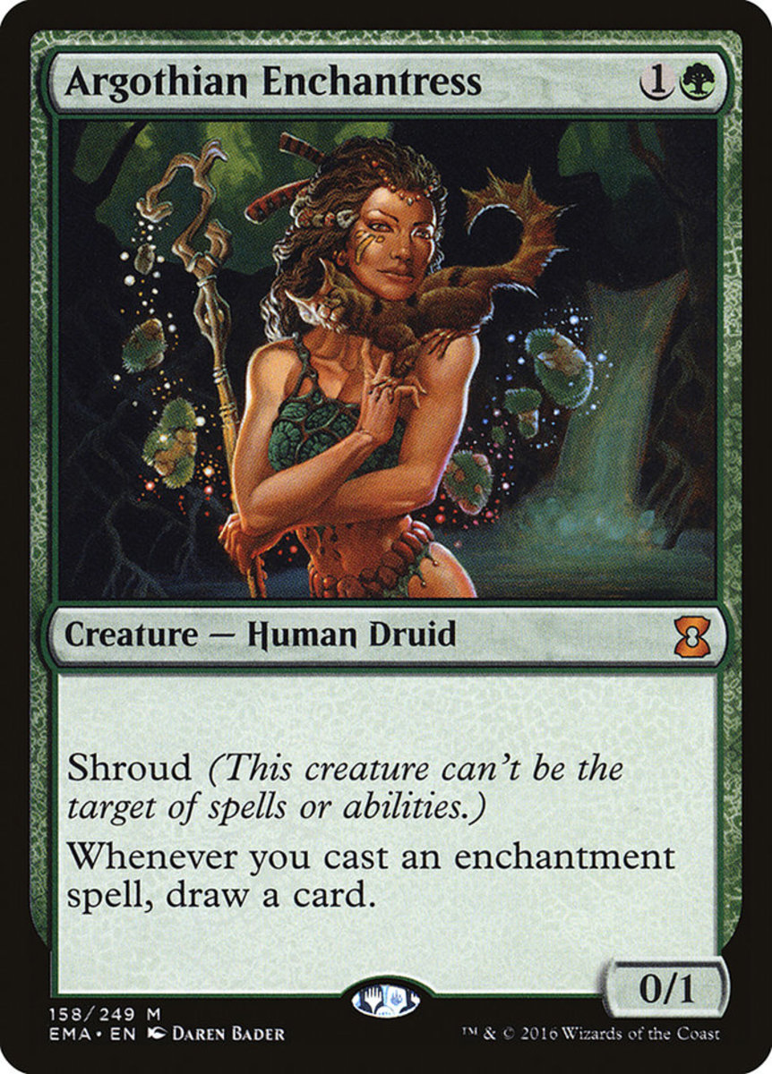 Argothian Enchantress mtg