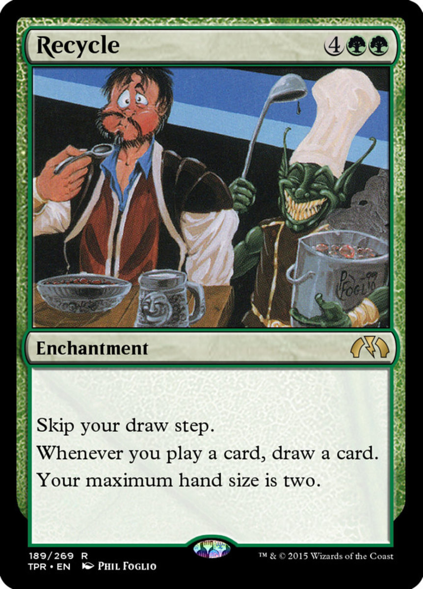 Recycle mtg