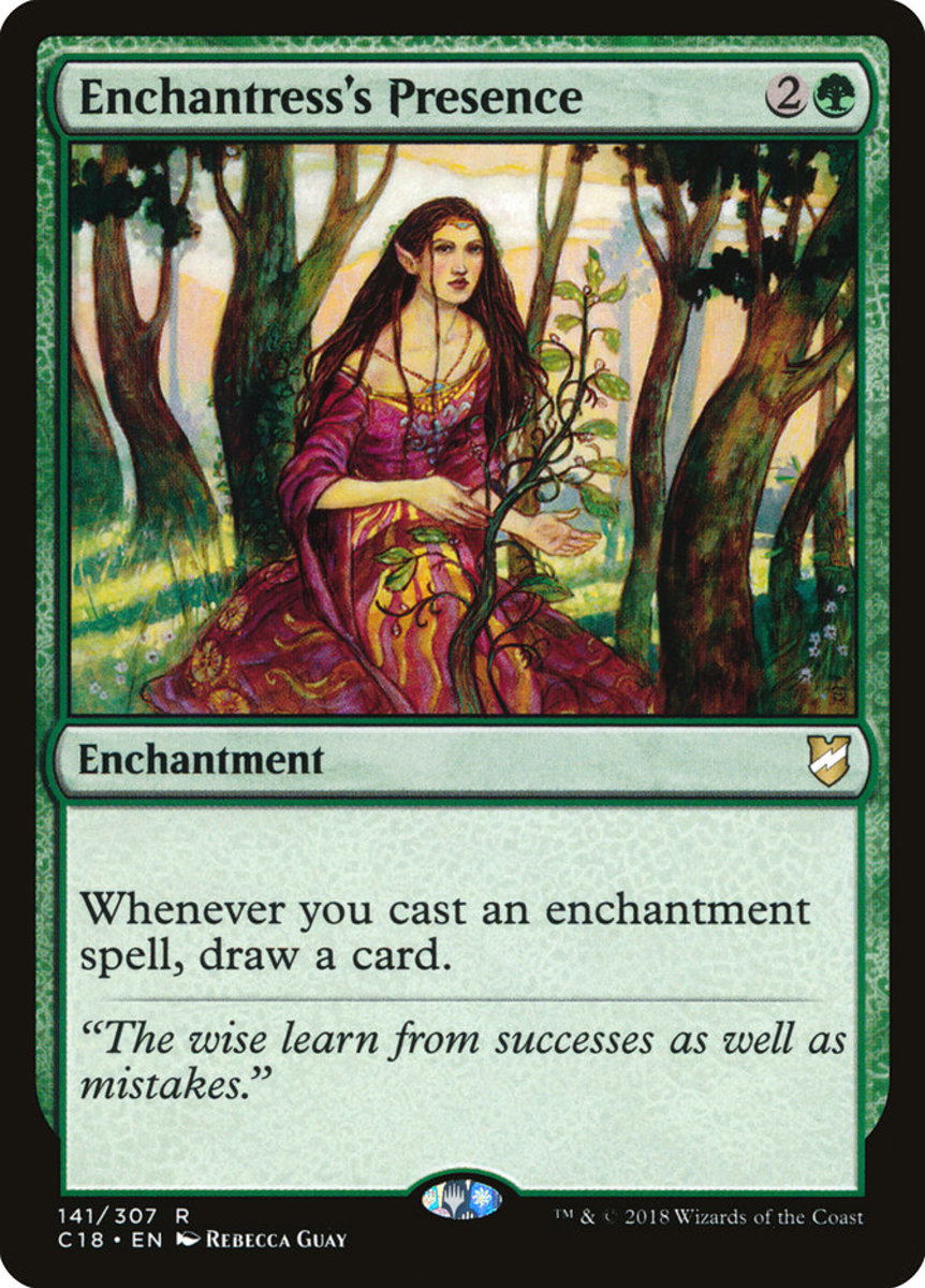 Enchantress's Presence mtg